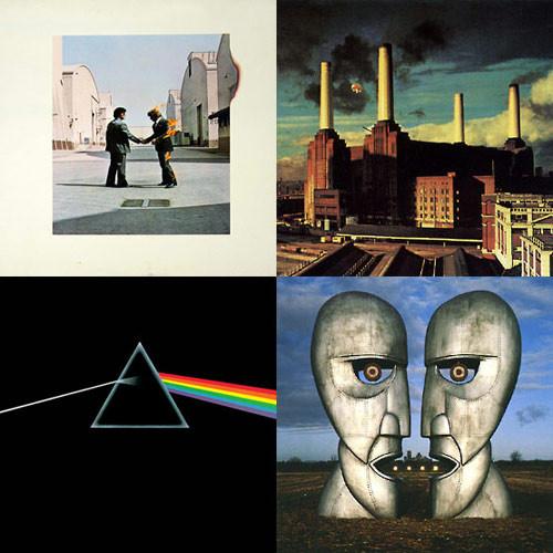 O trabalho com o Pink Floyd é o mais aclamado.